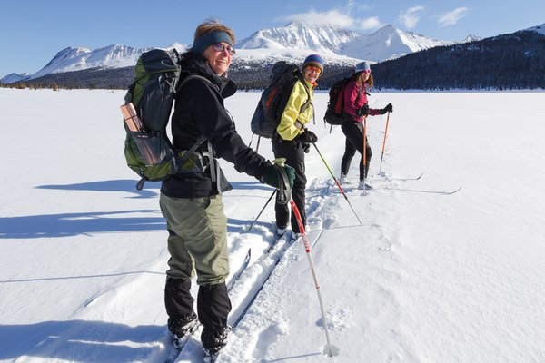 Jasper - Destination - Winter activities
