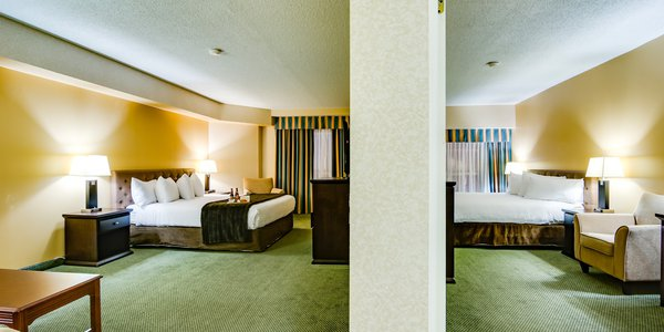 Edmonton rooms - Family Suite Suite