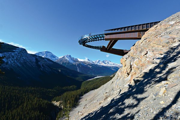 Jasper - Glacier Skywalk
