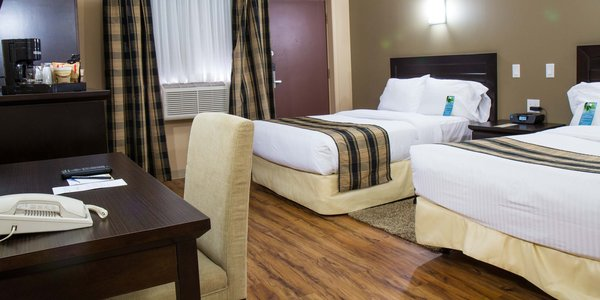 Peace River Room 2 Double Beds
