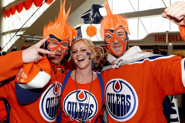Edmonton Oilers vs Tampa Bay Lightning