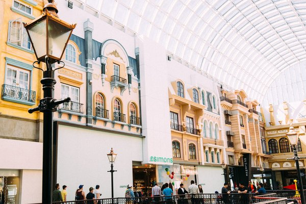 Edmonton West Edmonton Mall