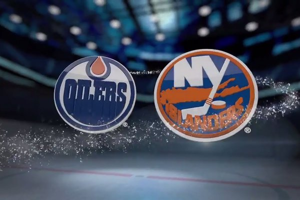 New York islanders vs oilers
