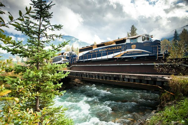 Jasper - Destination - Rocky Mountaineer