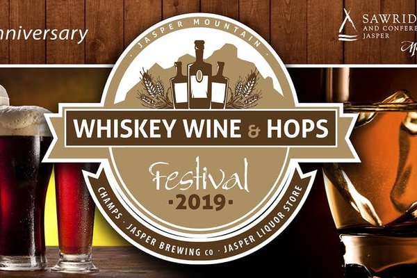Whiskey Wine and Hops 2019